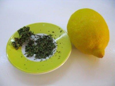 лимон для маринования