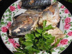 рецепт маринованной скумбрии быстро