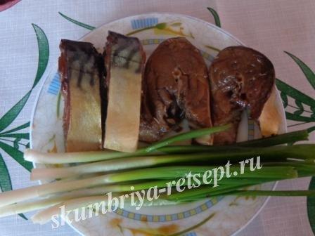 скумбрия маринованная в соевом соусе