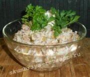 Салат с тунцом — самый простой рецепт
