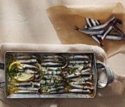 Анчоусы в духовке