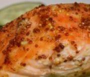 Лосось в духовке:  вкусные рецепты