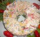 Салаты с консервированным тунцом