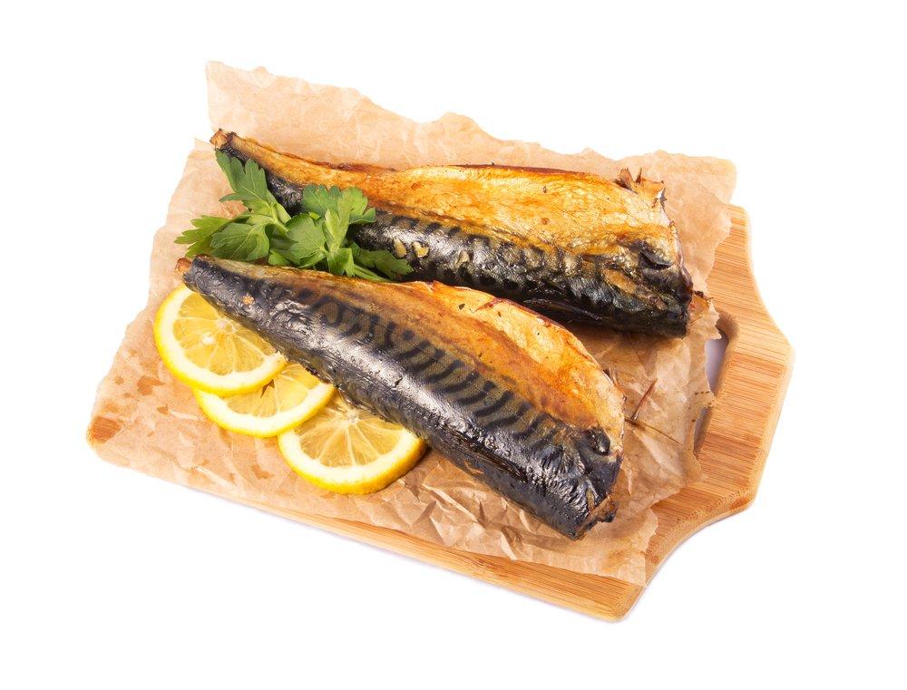 Рецепты морской скумбрии