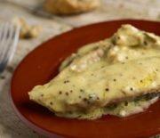 Рецепты скумбрии под горчичным соусом