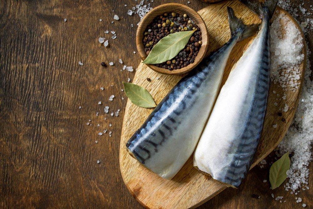 Основные правила соления скумбрии