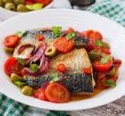 Как тушить скумбрию с овощами – рецепты вкусных блюд