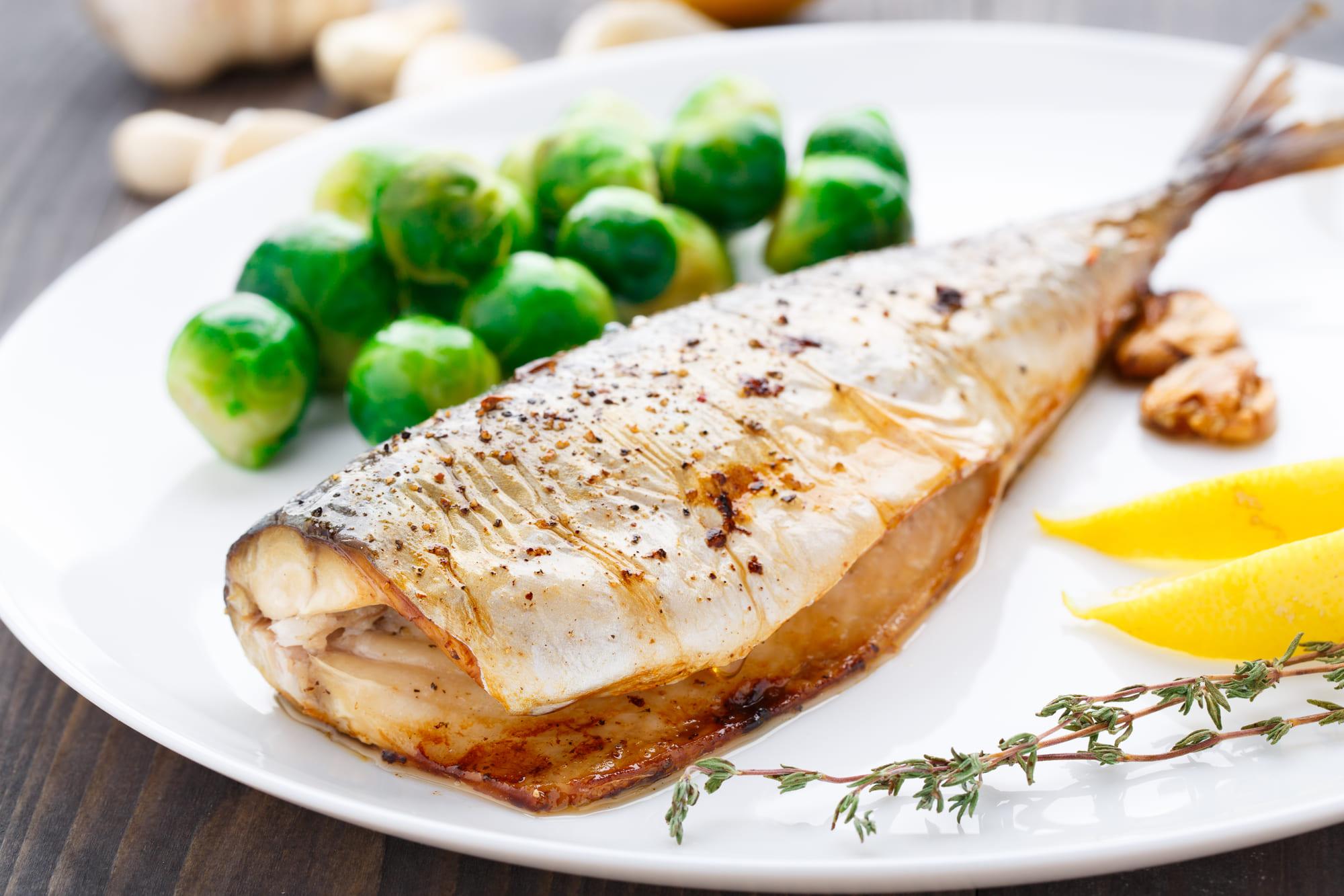 Вся польза моря в вашей тарелке: поговорим о скумбрии
