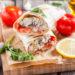 Вкусная скумбрия в лаваше из Стамбула: готовим балык экмек дома