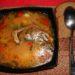 Суп из скумбрии замороженной